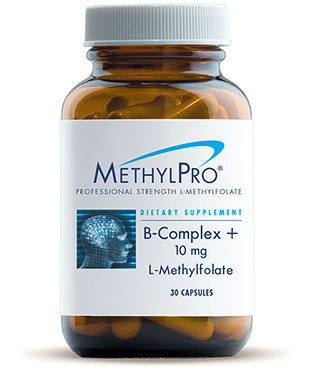 B-Complex Plus L-Methylfolate