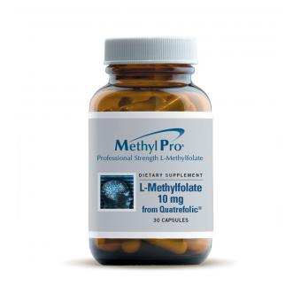 L-Methylfolate 10 mg from Quatrefolic