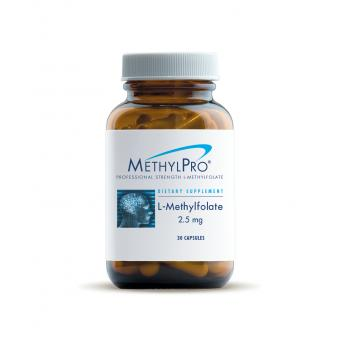 L-Methylfolate 2.5 mg  Extrafolate